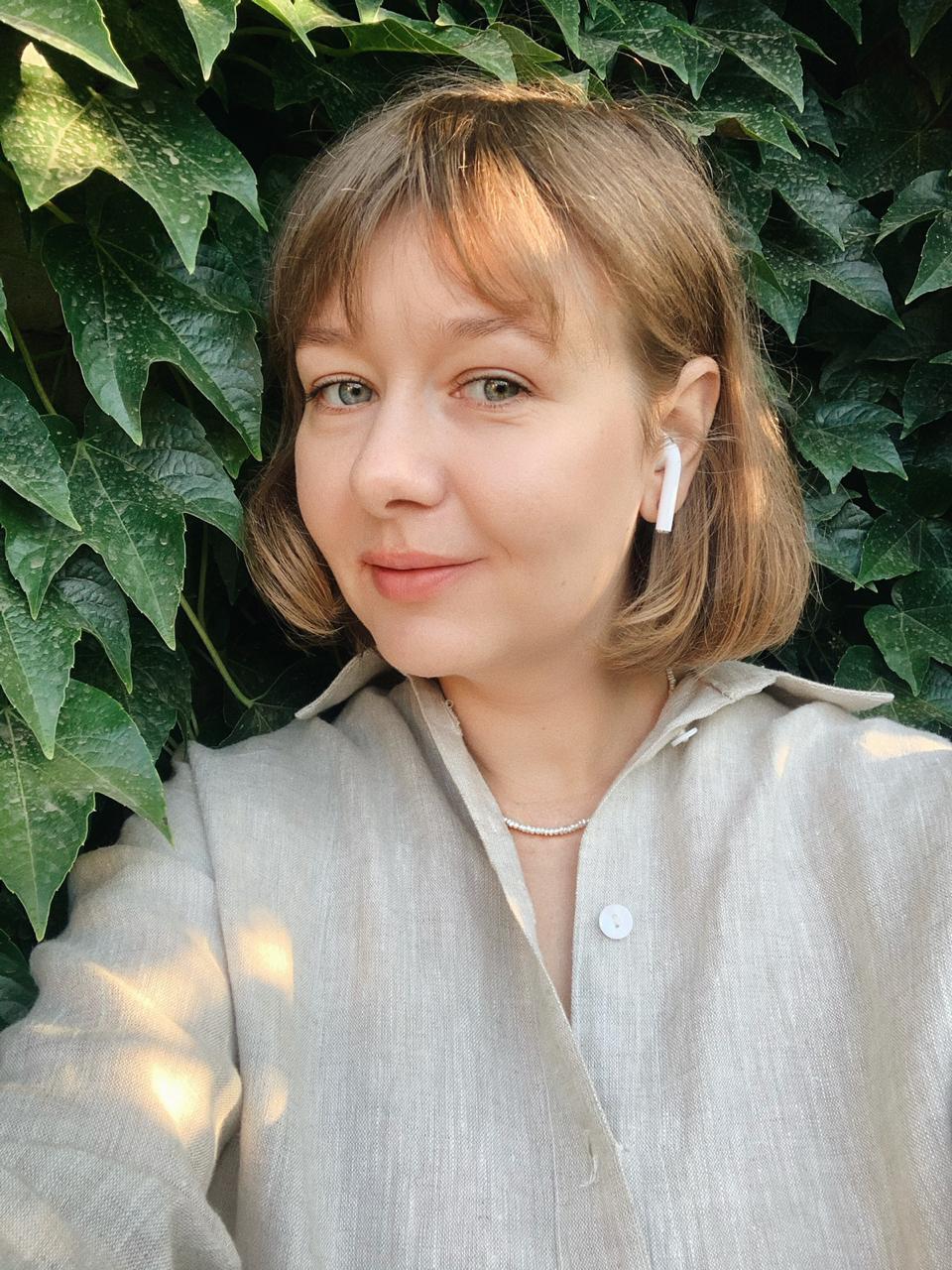 Валерия назарова работа девушке моделью полярный